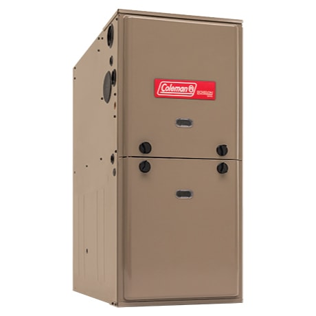 Coleman Gas Furnace (CP9C).