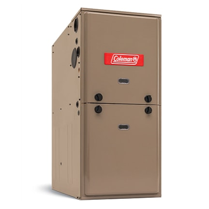 Coleman Gas Furnace (TM9V).
