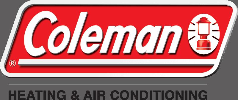 Coleman logo.