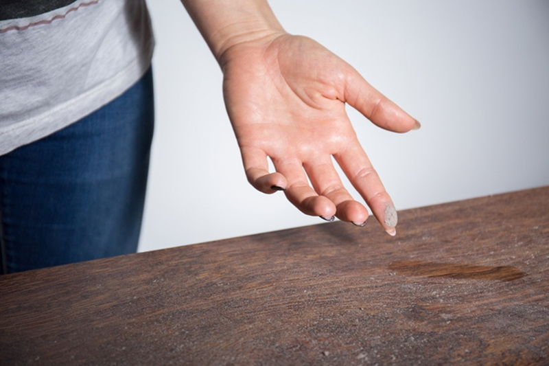 How to Eliminate Dust in My Home