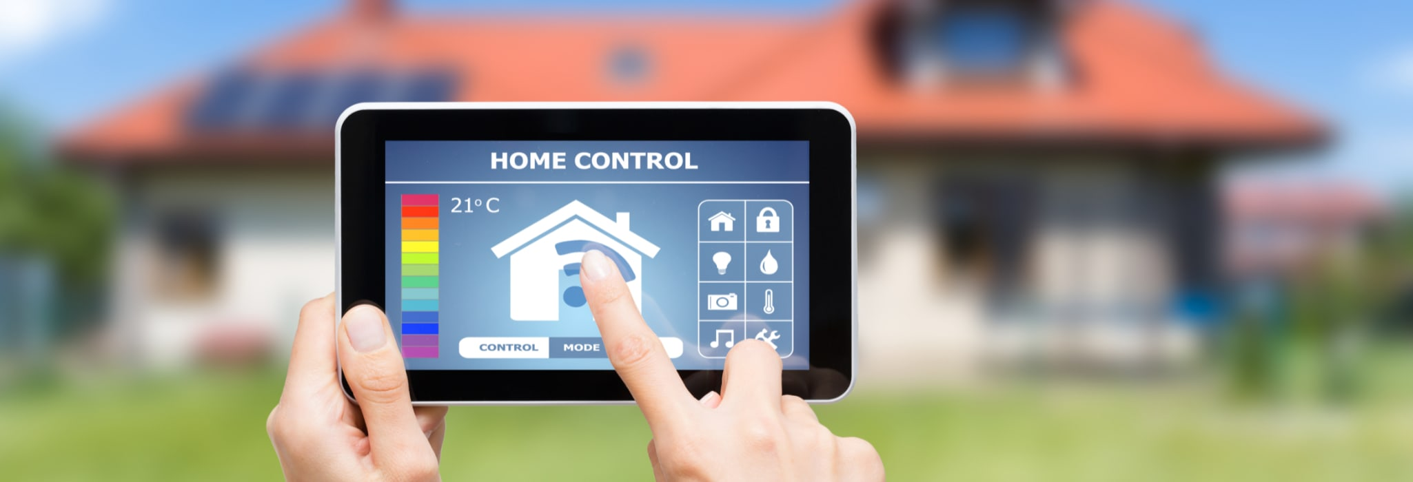 Home automation service.